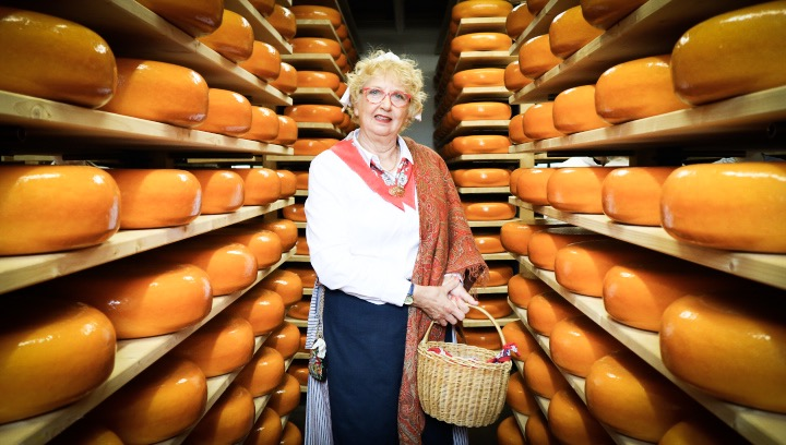 Cheese experience woerden