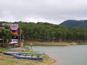 Hồ Tuyền Lâm meer Dalat