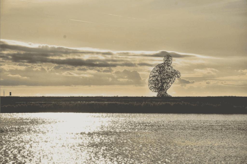 Exposure landschapskunst Lelystad