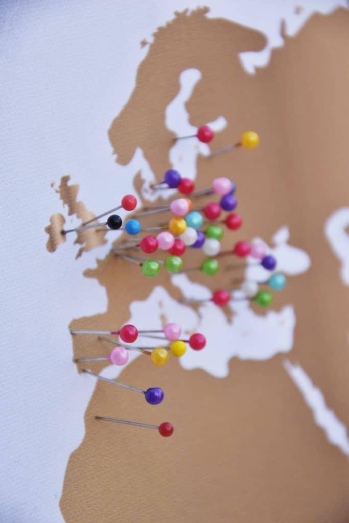 wereldkaarten.nl  wereldkaart