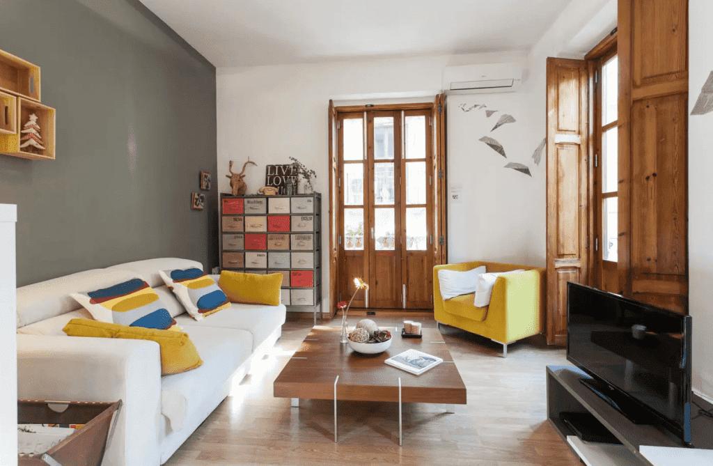 Airbnb appartement Valencia