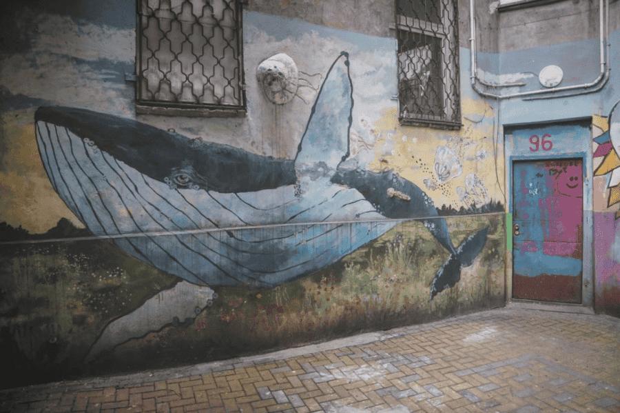 streetart wroclaw