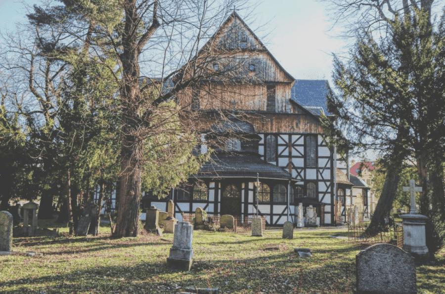 Swidnica kerk polen