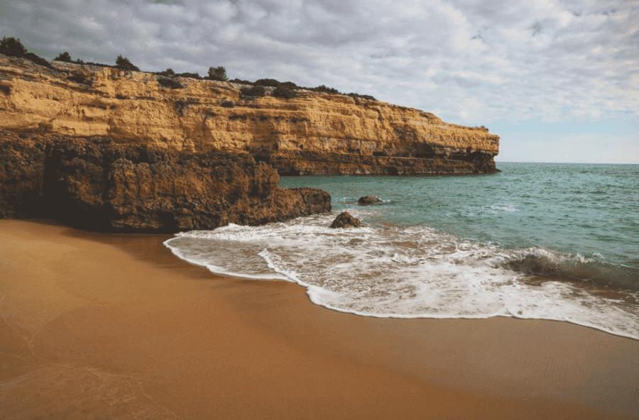 algarve beach  algarve strand