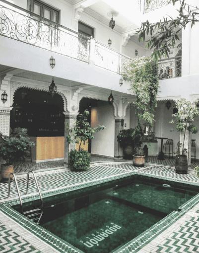 Rodamon riad marrakech