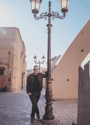 Marrakech reistebrij